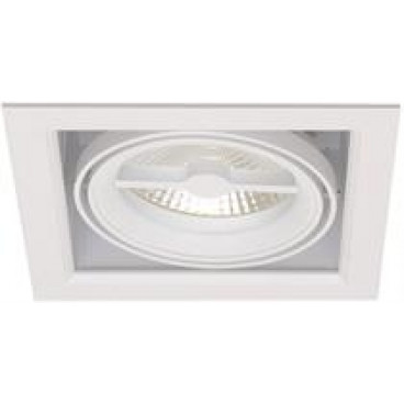 LED Downlight SQUARE MD-250 IP21 10W 850lm