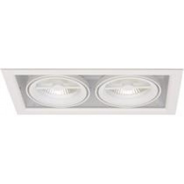 LED downlight SQUARE MD-250 IP21 20W  1700lm