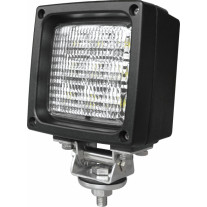 LED Arbetslampa SQUARE 27W 2150lm IP67