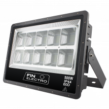 LED arbetsbelysning FINELECTRO, 500W, IP44