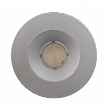 LEDSPOT downlight IP20 4,3W 280lm dimmerfunktion 350mA, silverfärgad ram