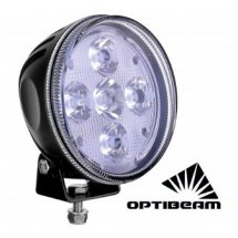 50W LED-EXTRALJUS MED POSITIONLJUS, OPTIBEAM SUPREME 6, REF. 17.5