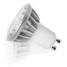 LED-lampa GU10 5W 390lm, dimmerfunktion