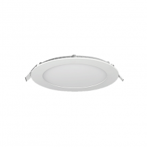 LED downlight BASE 6W 3500K, ej dimbar, CE, RoHs-godkänd, 2år garanti