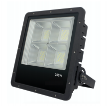 FTLIGHT WORK PLATINUM 200W LED strålkastare, 24000lm, 4500K, 409x372x104mm