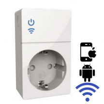 WIFI smart Plug 230V 16A 3500W 2.4GHz, 802.ll b/g/n