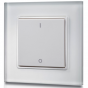 Tryckknapp-dimmer FTLIGHT PERFECT, väggmontering, 12-36V DC, 86x86x13mm