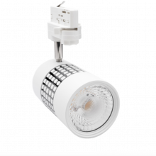 LED Spotlight för skena FTLIGHT 35W, 3500lm, 4000K, vit