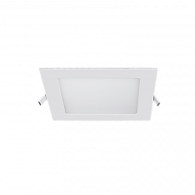 LED downlight BASE SQUARE 9W 3000K, ej dimbar